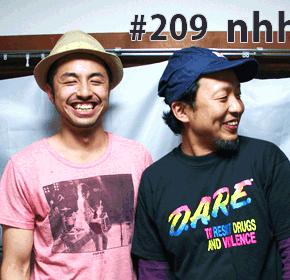 配信後記#209/【ゲスト】nhhmbase