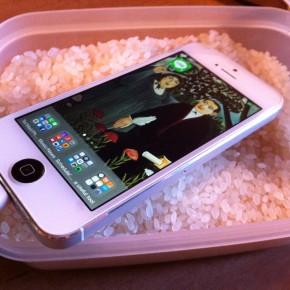 【物欲ガイド】iPhone水没から復旧の記録