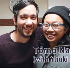 配信後記#283/【ゲスト】Tomo Nakayama