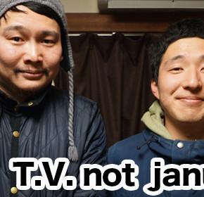 配信後記#299/【ゲスト】T.V.not january